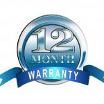 washing machine repair warranty